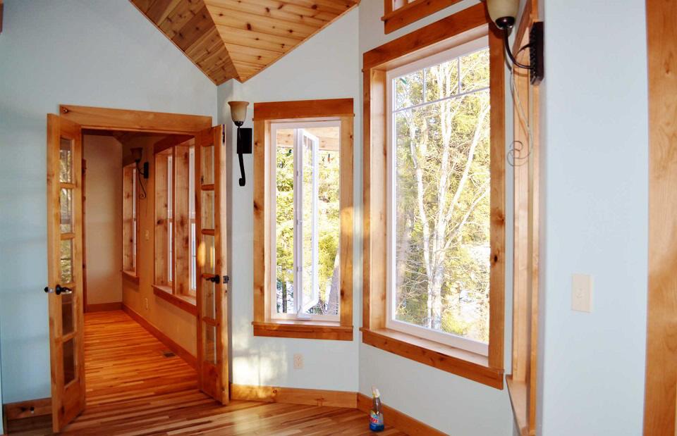 Hickory Door Casing Amp Hickory Hardwood Barn Doors