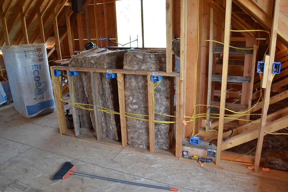 Electrical Rough In Video Tour Scott Herndon Homes